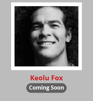 Keolu Fox