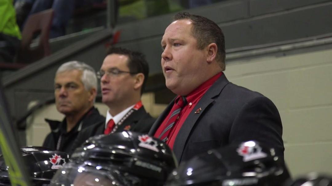 Hockey Canada - WJAC: Clarke working his way to success