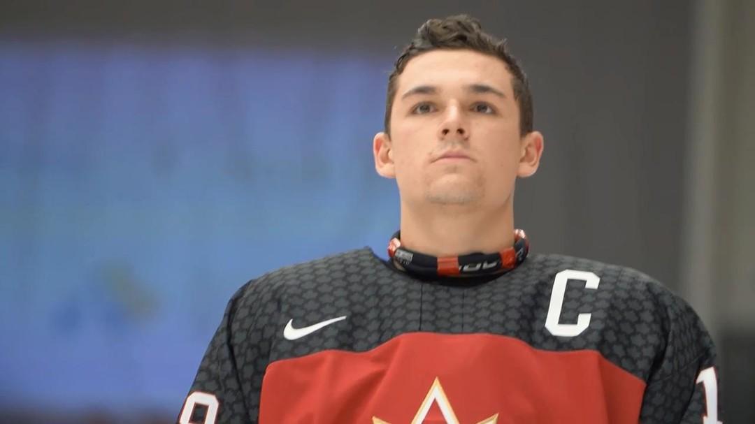 Hockey Canada - WJAC: Captain Carter