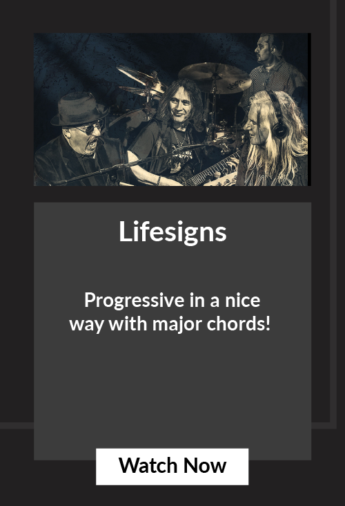 Lifesigns Band