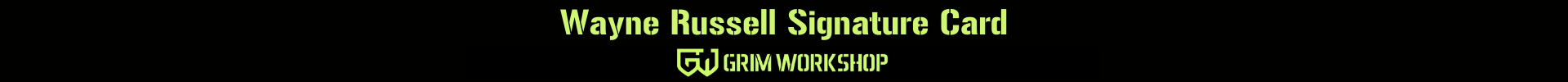 Grim Workshop Banner